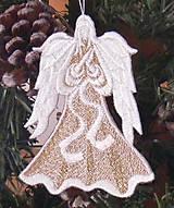 - vianočný anjel pre Janku-20ks - 4616637_