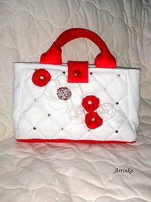 Detské tašky - kabelôčka pre malú dámu na čaj o piatej - 4620118_