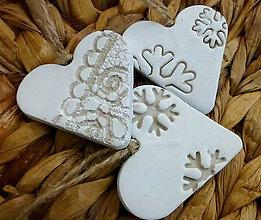 Dekorácie - Vianočné ozdoby - 4620087_