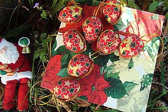 Dekorácie - Oriešky ,oriešky,vianočné oriešky. - 4621002_