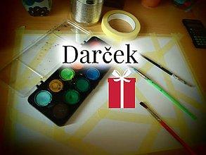 Drobnosti - Darček - srdiečková štafeta  - 4620933_