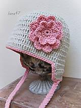 Detské čiapky - Prechodná...