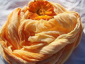 Šály - Pomaranč - 4626046_