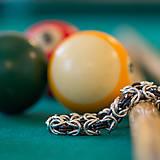 Šperky - Pružná Byzance - pánský náramek - 4629103_