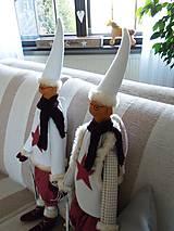 Bábiky - Vianočný škriatok - 4624501_