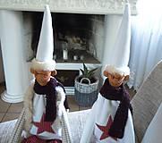Bábiky - Vianočný škriatok - 4624502_