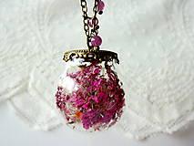 Náhrdelníky - Náhrdelník pre romantické dušičky :) - 4625033_