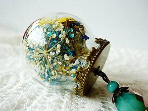 Náhrdelníky - Náhrdelník pre romantické dušičky :) - 4625023_