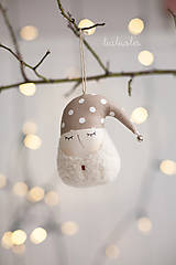Dekorácie - Nain de Noël - 4626579_