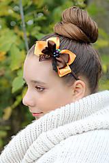 Ozdoby do vlasov - mašlička - 4627579_