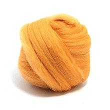 Textil - Merino vlna - 25 g (Peach) - 4626722_