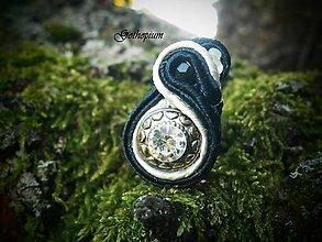 Prstene - Diamant v machu -50% - 4632578_