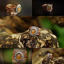 Prstene - západajúce slnko - 4636184_