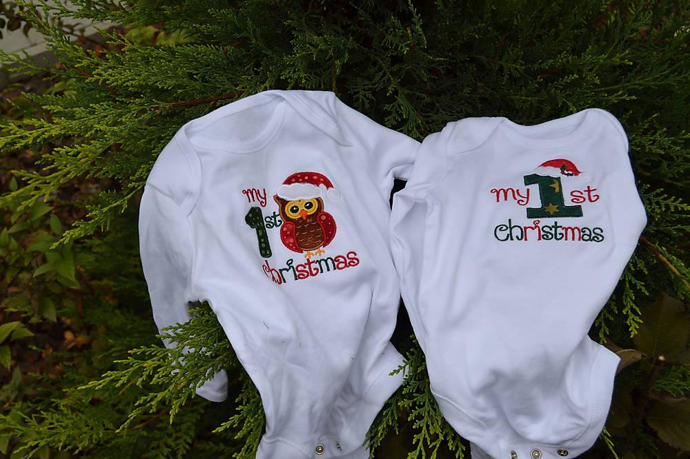 a79f1719f2af ... Detské oblečenie - Moje prvé Vianoce - 4636273