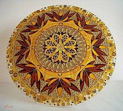 Dekorácie - Mandala Emócie ll. - 4639607_