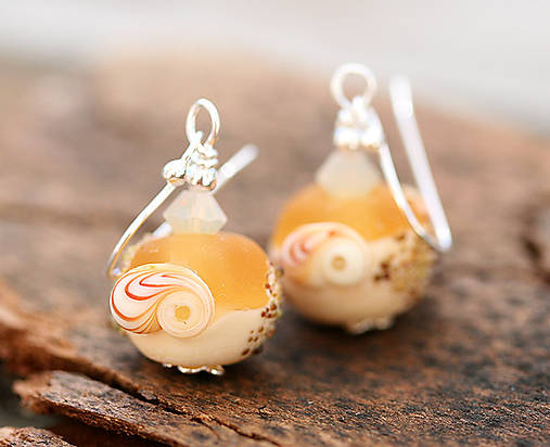 Seaglass Amber beach
