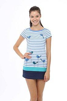 Šaty - ..Like a bird - zľava 15% - 4639002_