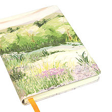 Papiernictvo - Zápisník A6 Niva - 4638206_