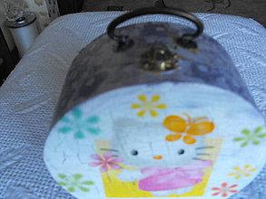Hračky - mesiačik Kitty - 4641812_