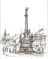 Obrazy - Kresba - moje milované mesto - na želanie - 4642194_