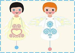 Hračky - Hopkáčik Anjelik...plasťáčik - 4647069_