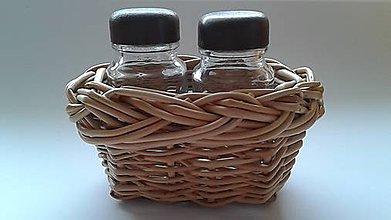 Košíky - Košíček s koreničkami - 4652250_