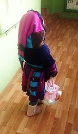 Detské oblečenie - fialôčka - 4650322_
