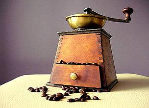Fotografie - Foto - Mlynček na kávu 1 - 4649920_