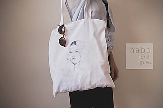 Nákupné tašky - Arvida tote bag - 4649195_