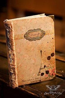 Papiernictvo - Paris  Diary 2015 / na zákazku :) - 4651338_