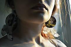 Náušnice - Náušnice od Wounded Knee - 4653480_