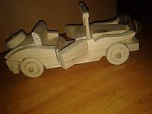 Hračky - autíčko s otváracími dverami - 4657411_