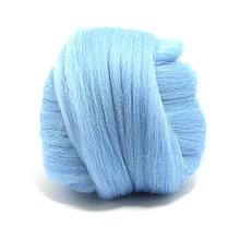 Textil - Merino vlna - 25 g (Sky) - 4657351_