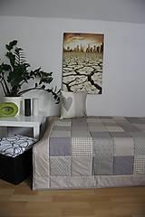 patchwork deka 220 x 220 cm