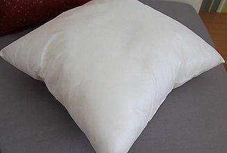 Úžitkový textil - náplň do vankušika 40x40 cm - 4661372_