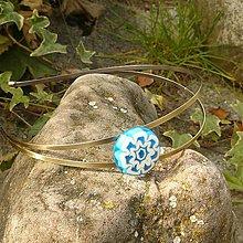 Ozdoby do vlasov - Tisíc kvetov - čelenka 3,4,5 - 4662734_