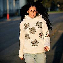 Mikiny - Origo mikina ED kvety - 4667855_