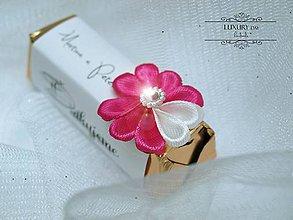 Darčeky pre svadobčanov - Svadobná čokoládka - ĎAKUJEME - 4668832_