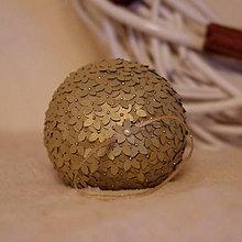 Dekorácie - vianočná guľa *24 - 4669435_