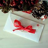 Papiernictvo - Red christmas - 4670299_