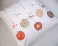 Úžitkový textil - jemný marhuľový destilát... - 4671943_