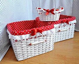 Košíky - Balíček pre DOLCE - 4669503_