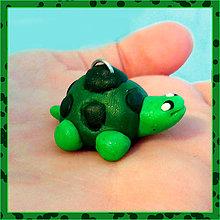 Kľúčenky - Malá korytnačka :-) - NA ZÁKAZKU - 4670068_