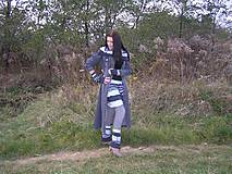 Sukne - LEL-sukňa ,šál-nákrčník, rukavice a štucne - 4678542_