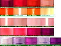 Náramky - Náramky pre družičky, rôzne farby - 4677240_