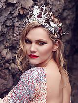 Ozdoby do vlasov - Snow Queen - 4677682_