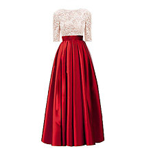 Šaty - Spoločenské šaty so skladanou sukňou rôzne farby - 4675061_