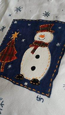 Tričká - károvaná zima :) - pre mamku - 4681977_