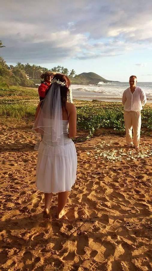 6a2f492addcd HAWAII svadobné šaty   TrishaFate - SAShE.sk - Handmade Šaty