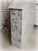 Krabičky - Grande Maison šperkovnica - 4680770_